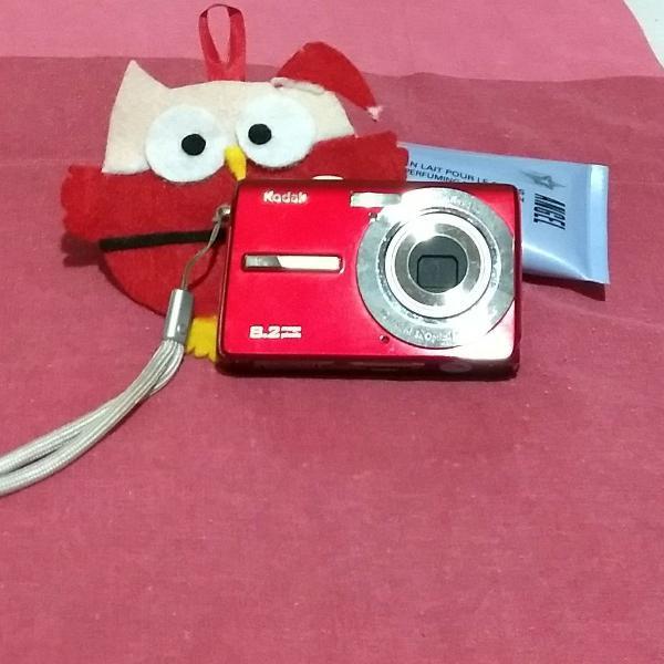 Câmera fotográfica digital kodak m863