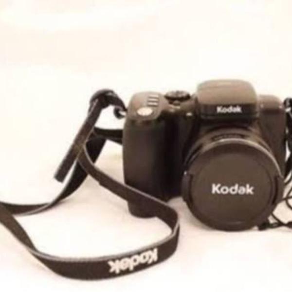 Câmera fotográfica semi profissional kodak easyshare z1012