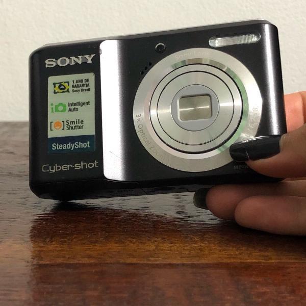Câmera sony dsc - s2000
