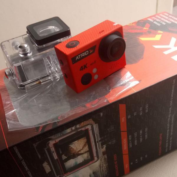 câmera tipo gopro - 4k wifi