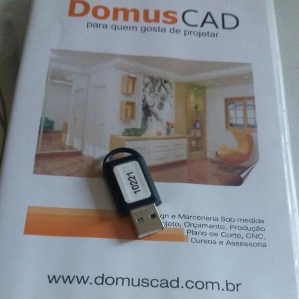 Domus cad - programa para projeto de moveis e interiores