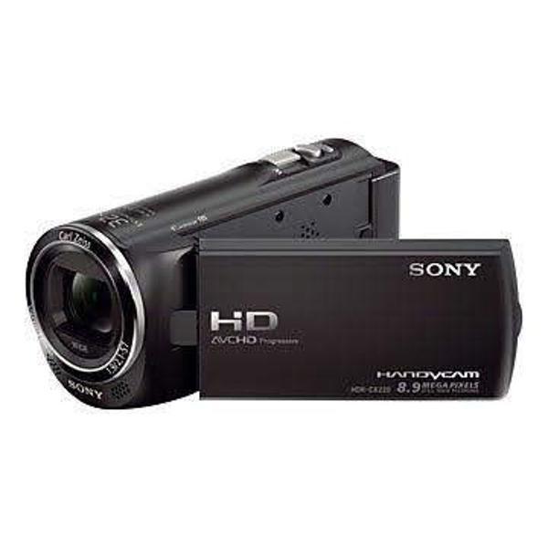 Filmadora sony modelo: hdr - cx220