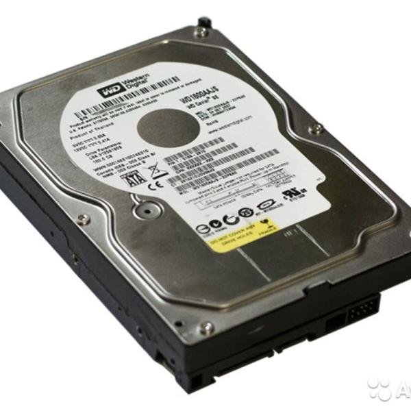 Hd western digital sata 160gb desktop usado