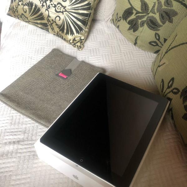 Ipad wi-fi 4g 64gb black