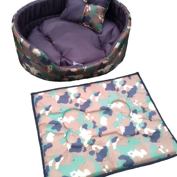 Kit cama europa especial para cachorro e gato m