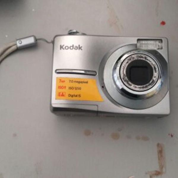 Maquina fotografica digital