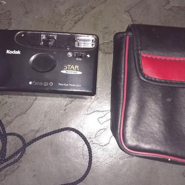 Maquina fotográfica kodak antiga