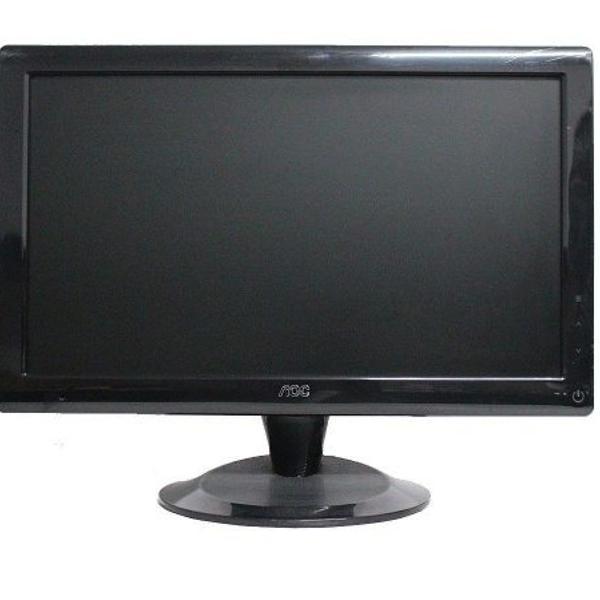 Monitor aoc 18,5' lcd