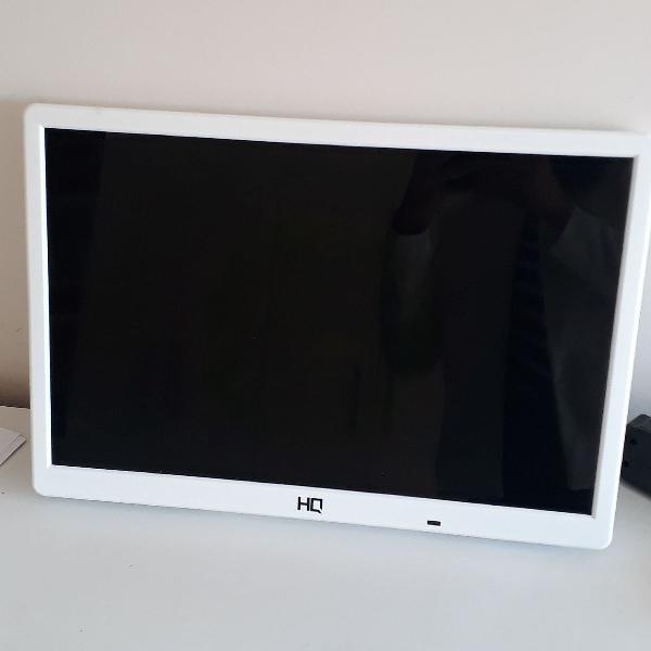 Monitor branco hq - 19.5 polegadas