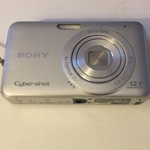 Máquina fotografica sony cyber shot 12.5 mega pixel 4x
