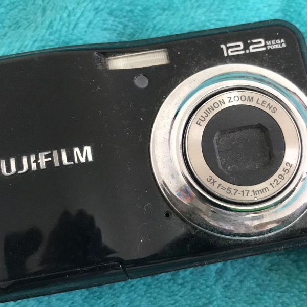 Máquina fotográfica digital fujifilm a pilha