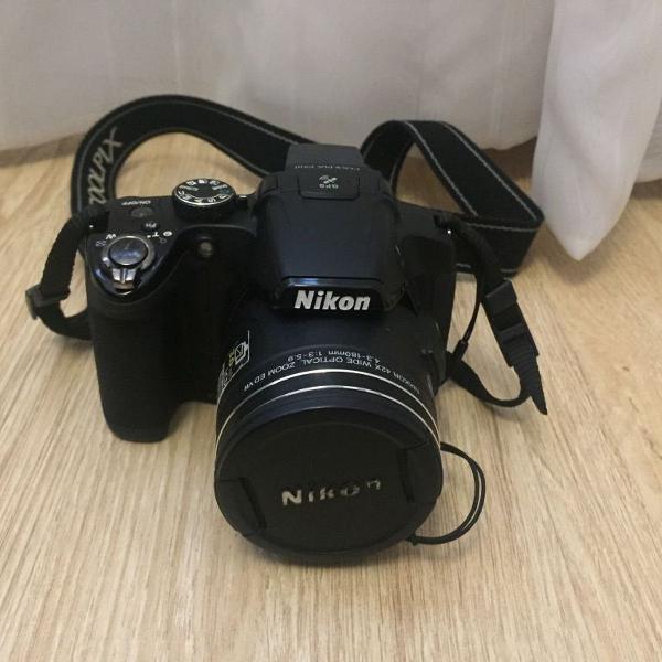 Nikon coolpix p510 usada