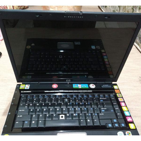 Notebook hp pavilion dv5000 para reaproveitamento de peças