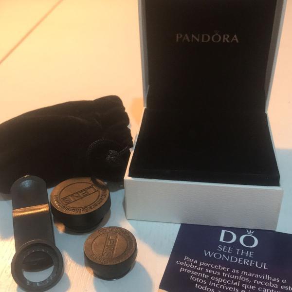 Pandora conjunto de lentes para celular
