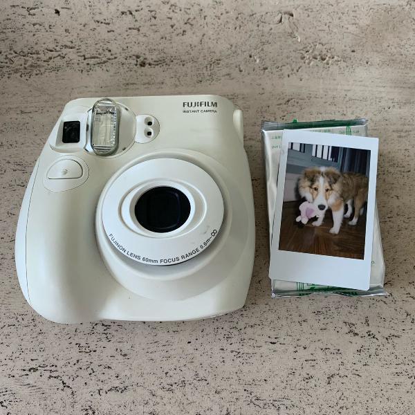 Polaroid instax mini branca