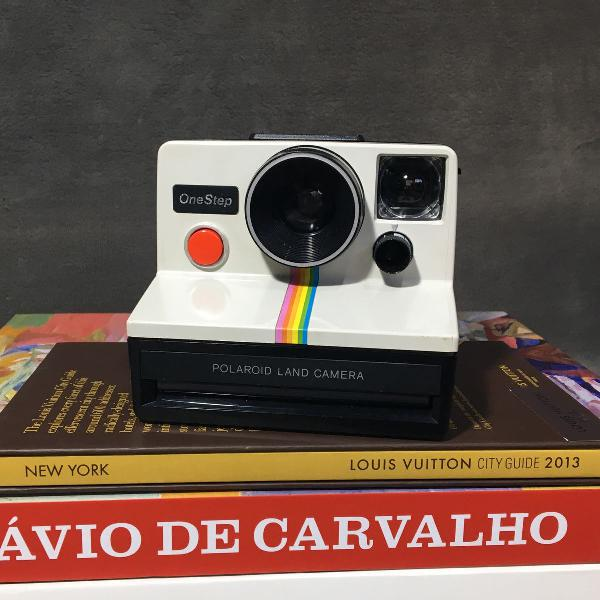 Polaroid one step rainbow