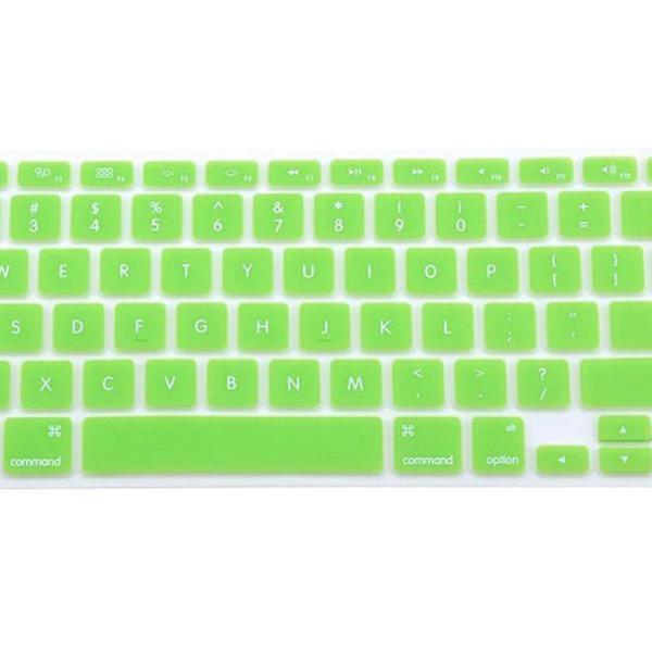 Protetor teclado macbook air pro 13 15 17 capa