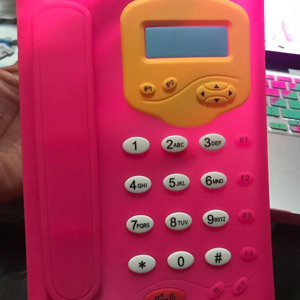 Telefone chiquetoso