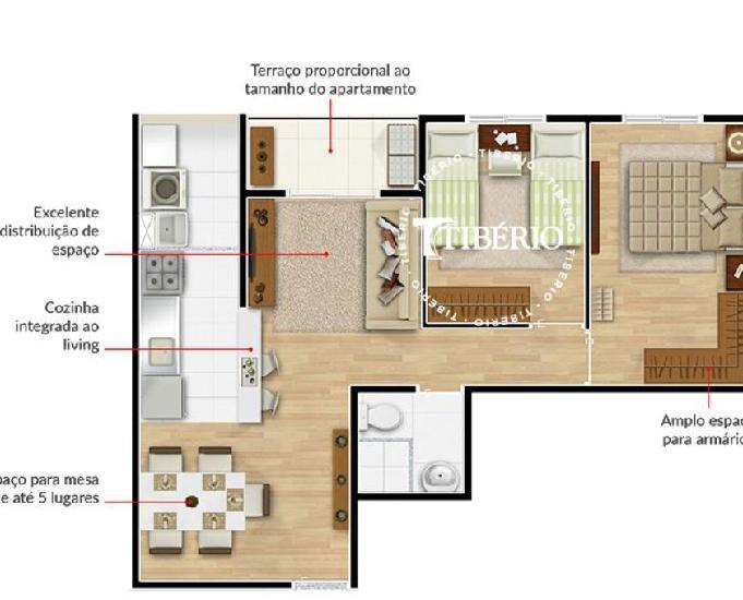 Apartamento dream 53m próx av guarulhos dutra 255mil
