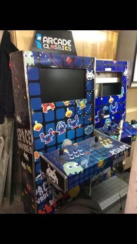 Arcade multijogos slim 22 polegadas