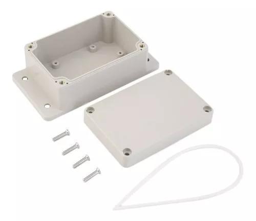 Caixa caixa caixa de projeto eletrônico plástico