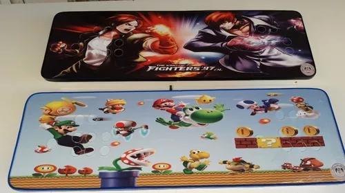 Caixa para controle arcade 68 cm personalizada