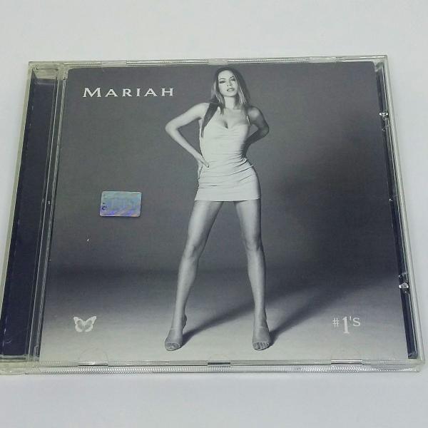 "Cd ""#1's"" mariah carey"