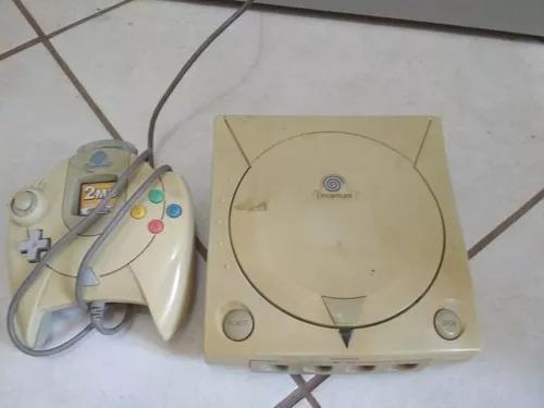 Dreamcast funcionando perfeito