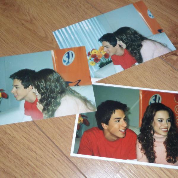 Fotos sandy e jr