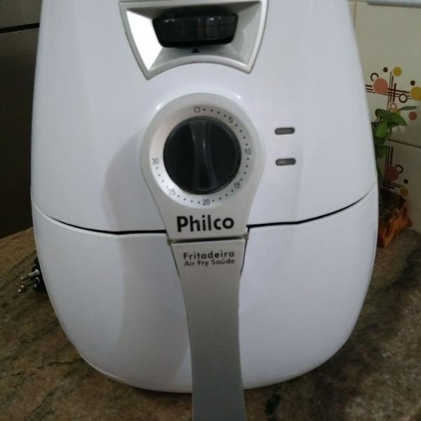 Fritadeira sem óleo philco air fryer saúde