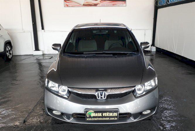 Honda Civic Ano 2011 Flex Ar Direção Travas Air Bag duplo