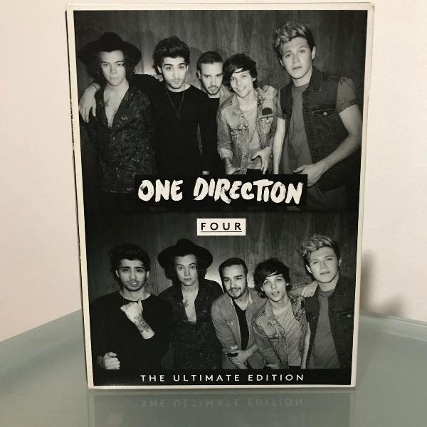 One direction - four (ultimate edition) cd