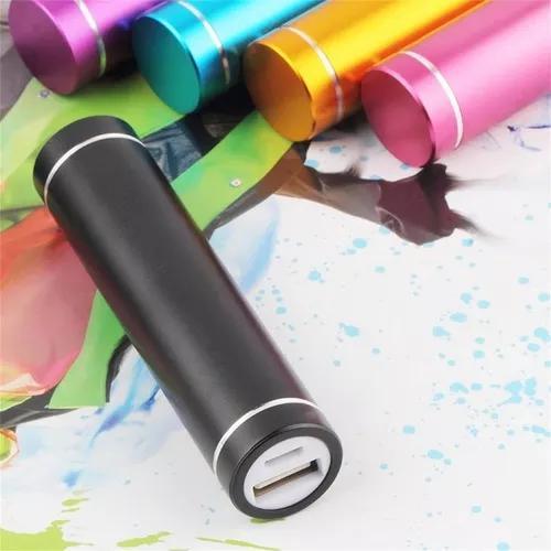 Portátil moda multicolorido duro universal usb 5v 1a móvel