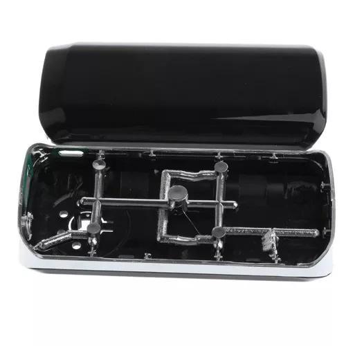 Usb diy móvel 2x18650 carregador bateria caixa banco poder