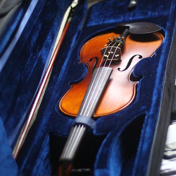 Violino eagle novo!