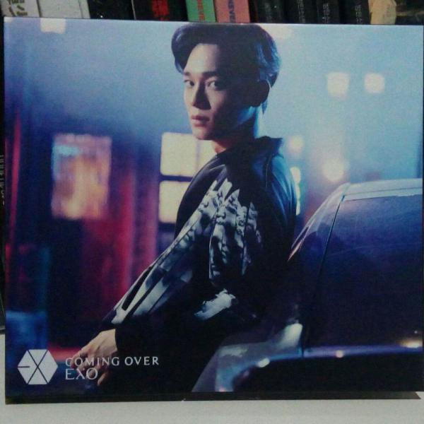 Album exo coming over ver. chen kpop