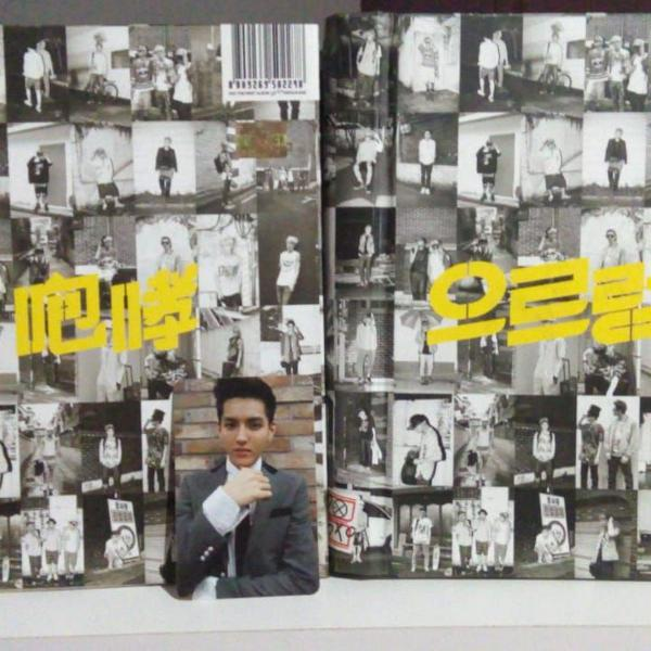 Album exo growl k kpop