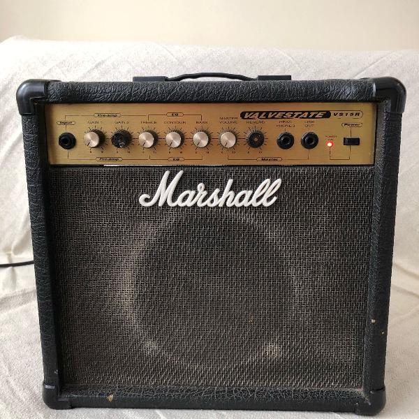 Amplificador marshall valvestate vs15r