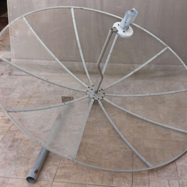 Antena parabólica eldtec