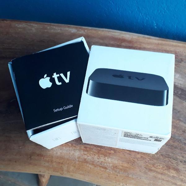 Apple tv 3a geração completo