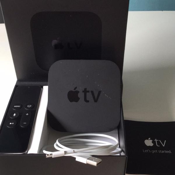 Apple tv 4 geração