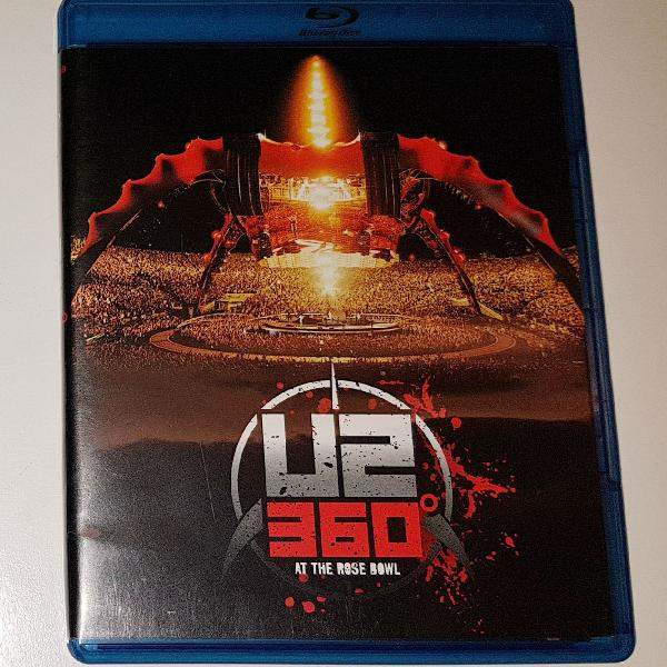 Bluray u2 360 live at the rose bowl