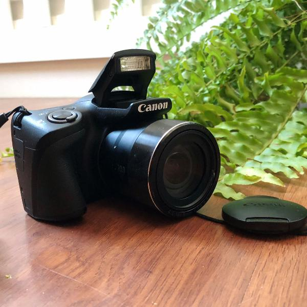 Canon power sx400is