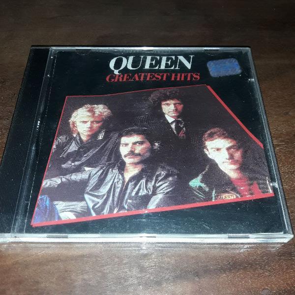 Cd queen - greatest hits (1981)