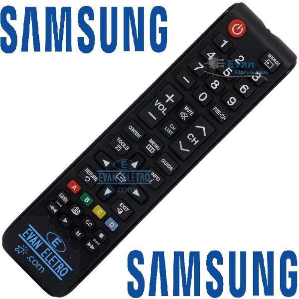 Controle remoto tv samsung bn64-02022d-00 / un32eh5000gxzd