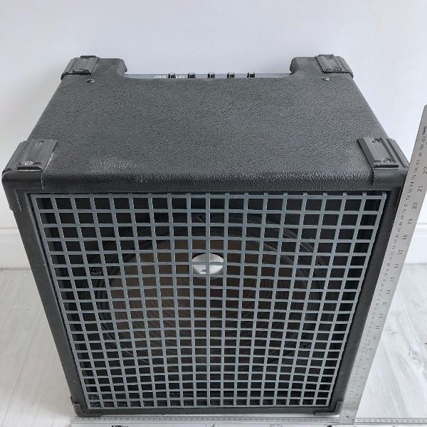Cubo amplificador staner gs 120 alto falante de 12 polegadas