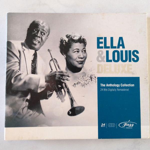 Ella&louis deluxe - 3 cds