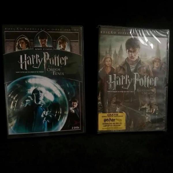 Filme harry potter