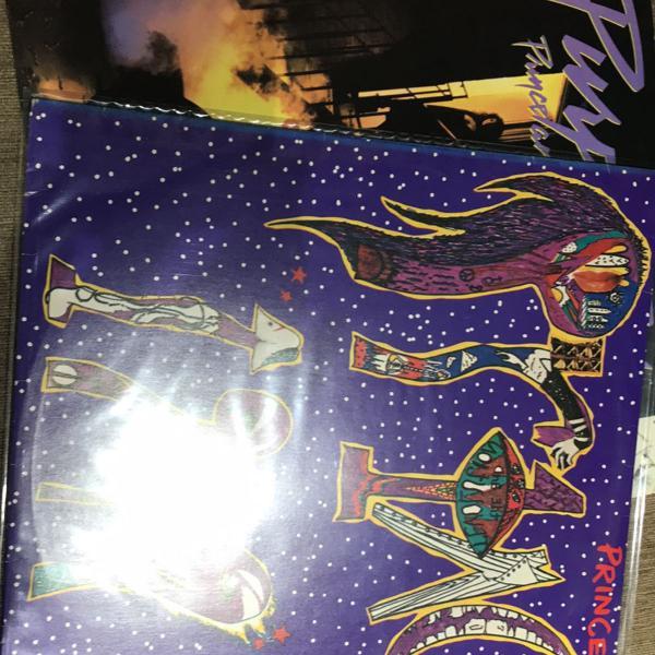 Logo vinil prince