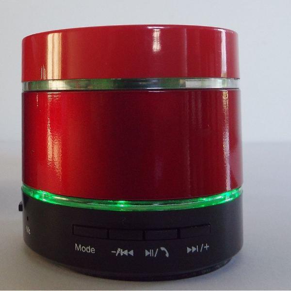 Mini caixa de som bluetooth bsk 09 portátil